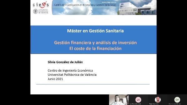 01:21:21 ES05 - Gestión Financiera y Análisis de Inversión - Sesión 3 de 4