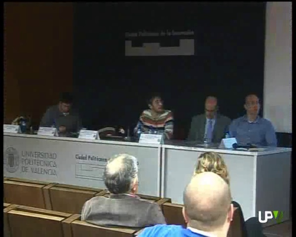 VII Jornada TGVxC: Videojuegos: Corte UPV TV