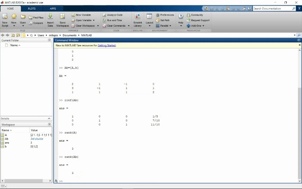 MEC MATE1-2-02e resolucion Matlab 2