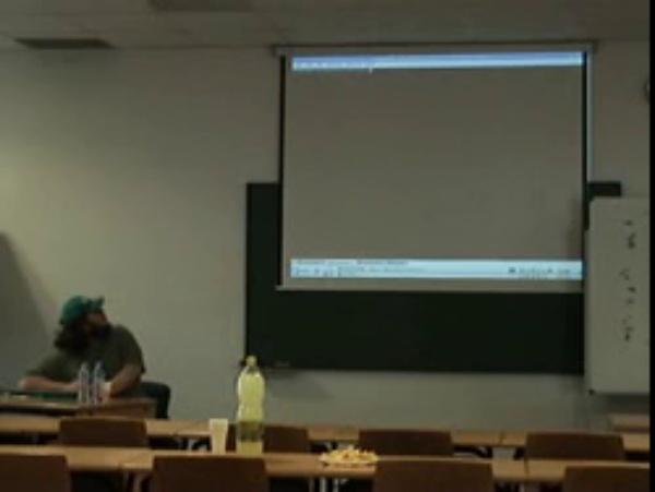 Seminario Radio con Software Libre - Kontinuidad Jabata (30 Octubre 08) - PoLinuX