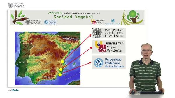 presentacion TP Máster Interuniversitario en Sanidad Vegetal