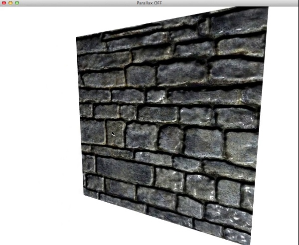 Bump mapping vs Parallax Mapping