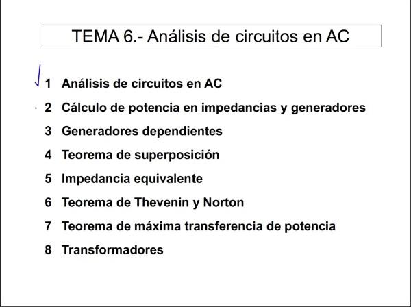 6.6.- Teorema de Thevenin y Norton