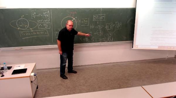 Física 1. Lección 3. Satélite Geoestacionario