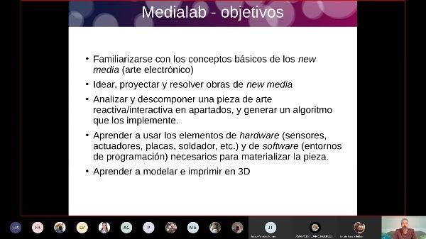 Clase 1 Medialab e Impresión 3D 2020-21