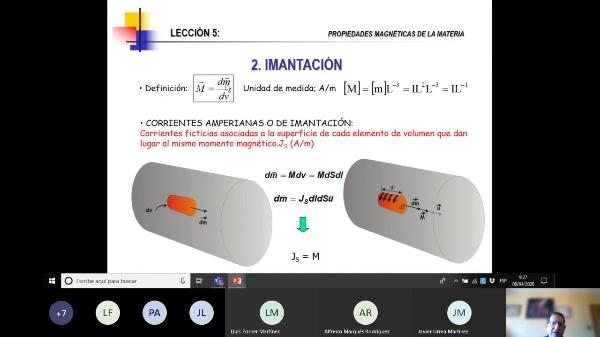 Clase 4 Física II Grupo C online