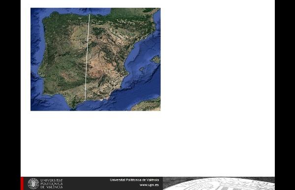 Elaboración de perfiles topográficos