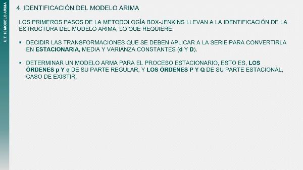 UT10T3 Propuesta de modelos ARIMA