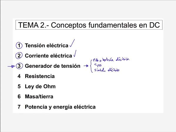 Teoría de Circuitos: 2.4.1.-  Tipos de energía de partida en generadores