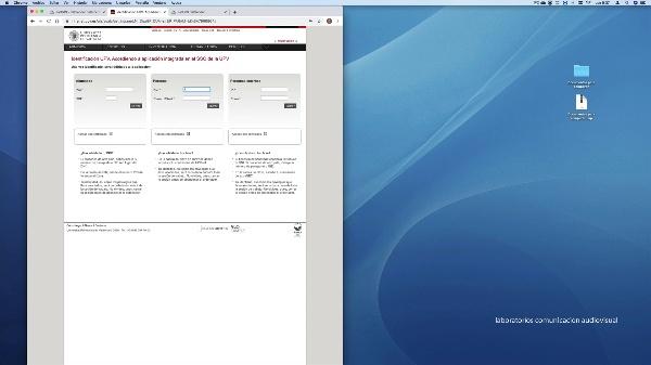 Vídeo-Guía FileSender con usuarios UPV