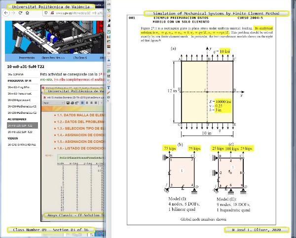 Métodos Numéricos para Análisis Estructural ¿ MN ¿ 2020 ¿ Clase 09 ¿ Tramo 03 de 16