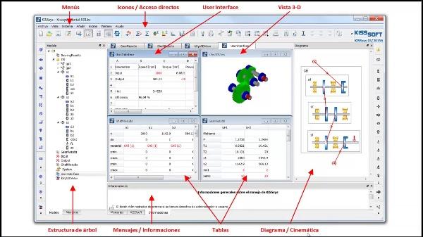 KISSsys - Ilustrar el uso de un modelo KISSsys existente