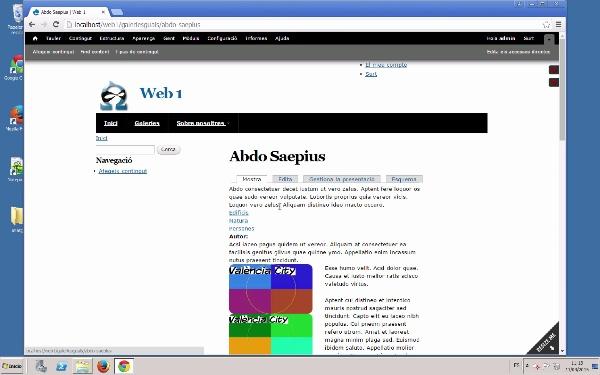 Gestió avançada de taxonomies en Drupal