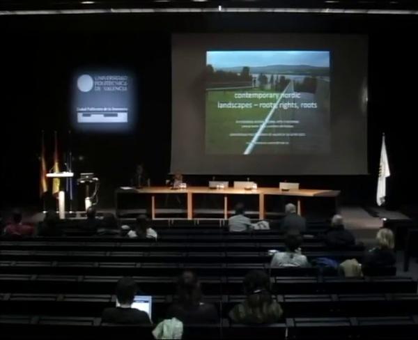 III Congreso Internacional Arte y Entorno. ??tica y estética del habitar.