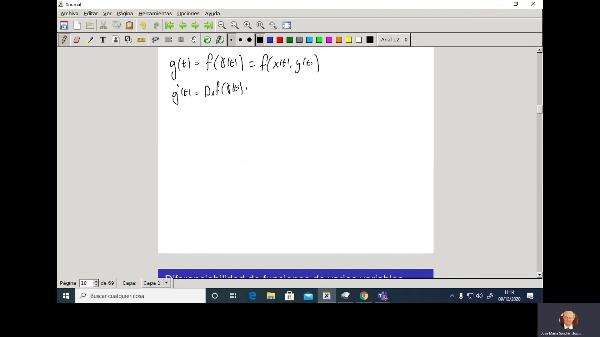 Matemáticas 1 GIOI grupo V  Clase 25