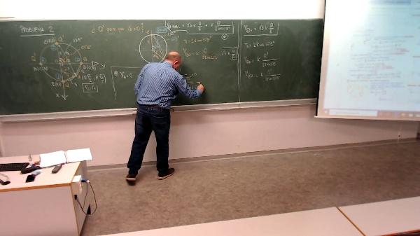 Física 1. Lección 5. Problema 2-3