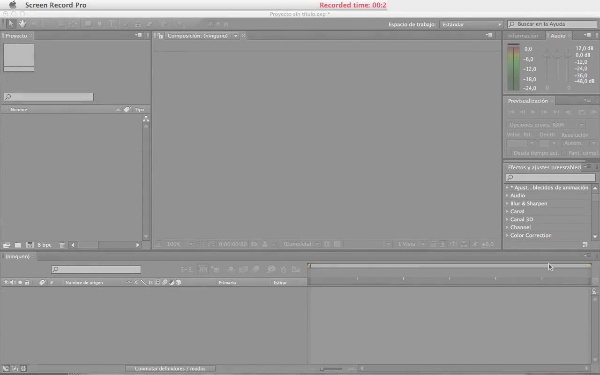 Introducción a Adobe After Effects