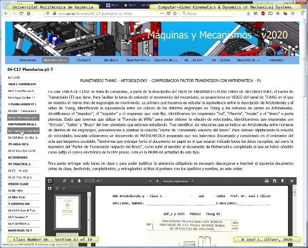 Tecnología de Máquinas ¿ 2020 ¿ TM - Clase 06 ¿ Tramo 07 de 10
