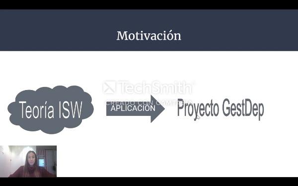 Capa lógica - ISW (GIA)