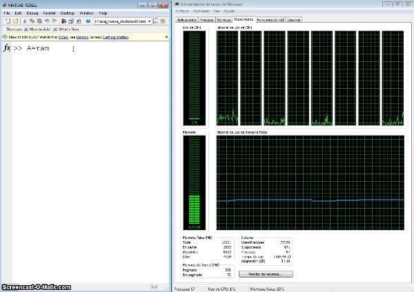 Matlab, Administrador de tareas y Parallel Computing Toolbox