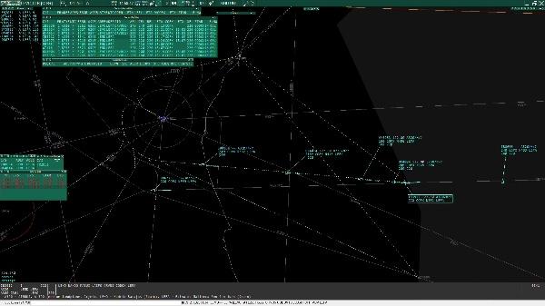 Ejemplos de resolución de conflictos con cambio de nivel de vuelo