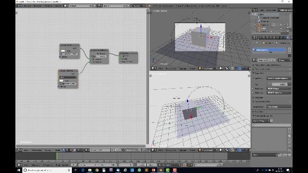 Despliegue de texturas en Blender Cycles