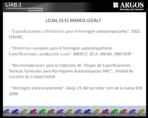 Argocret. Fernando Rios