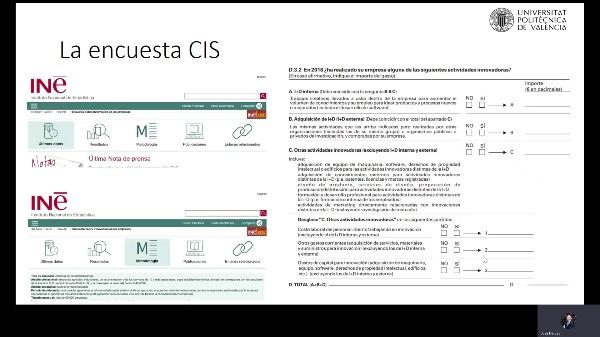 La encuesta CIS del INE