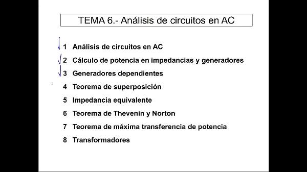 Teoría de Circuitos 1. Lección 6. 4-1 Teorema de superposición con ejemplo