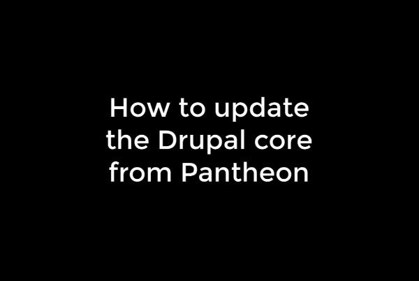2 Update core