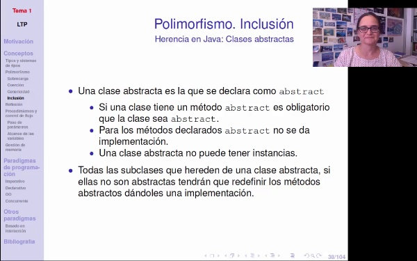 LTP - T1 - Polimorfismo de Inclusion (Parte 2)