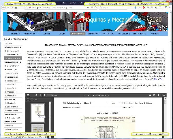 Tecnología de Máquinas ¿ 2020 ¿ TM - Clase 15 ¿ Tramo 05 de 16