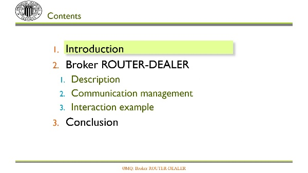 ZeroMQ: ROUTER-DEALER broker