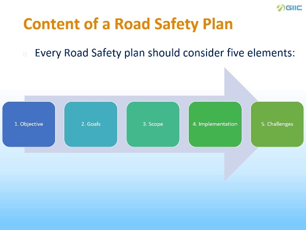 Road Safety Plans