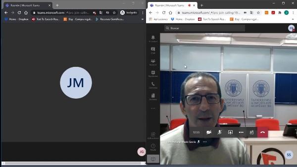 Bienvenida taller online workshop-InicioTEAMS