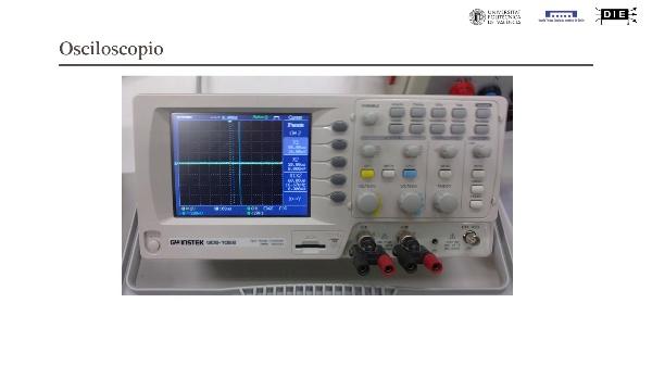 Fuente de alimentación AC y Osciloscopio