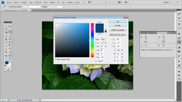 Photoshop CS4. Notas