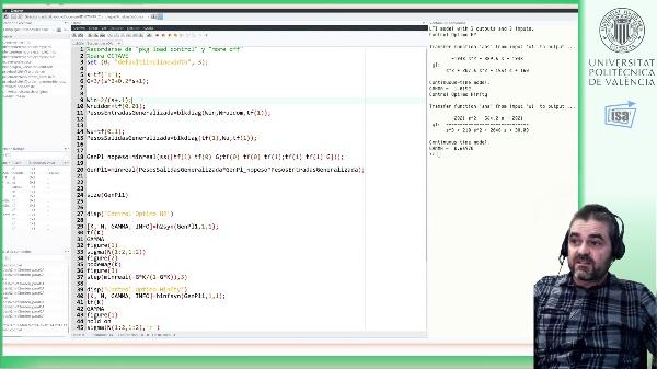 Control H2/Hinfinito: ejemplo octave proceso segundo orden