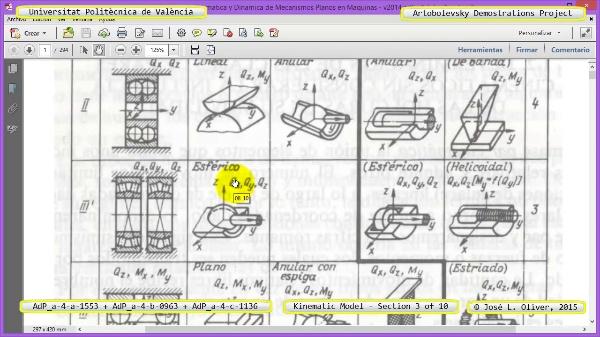 Simulación Mecanismos a-4-1553-0963-1136 con Cosmos Motion - 03 de 10