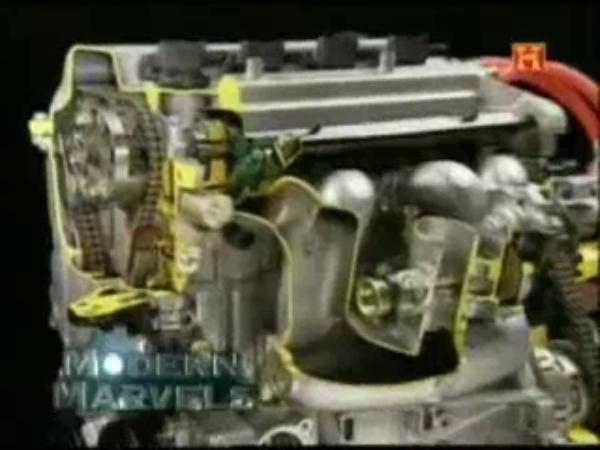 Maravillas Modernas: Motores