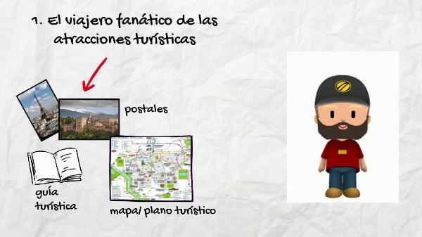 MOOC español para viajeros. Tipos de viajeros 1
