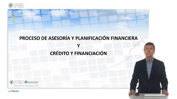 Introducción. Asesoramiento financiero