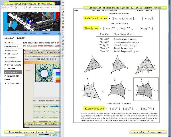 Métodos Numéricos para Análisis Estructural ¿ MN ¿ 2020 ¿ Clase 09 ¿ Tramo 04 de 16