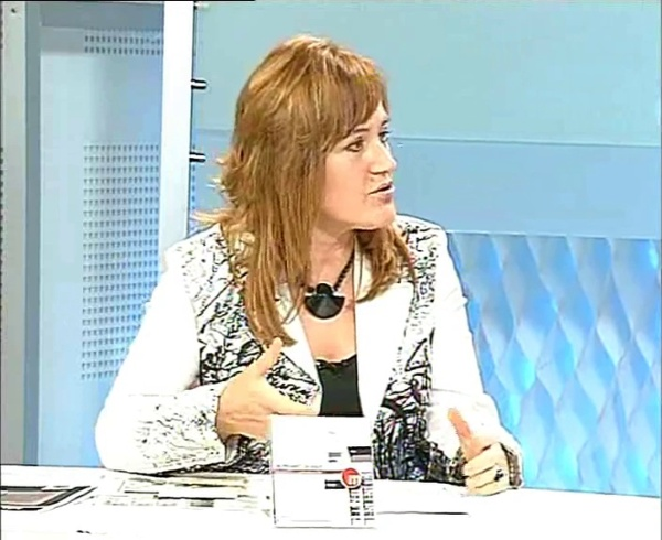 Victoria Cano entrevista Directo al empleo 10-04-2008