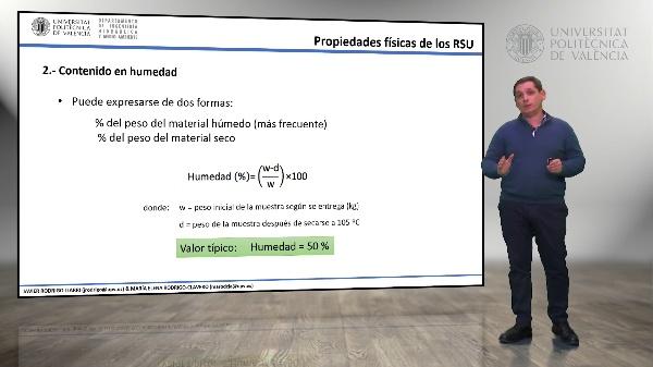 1.06.- Propiedades físicas de los RSU