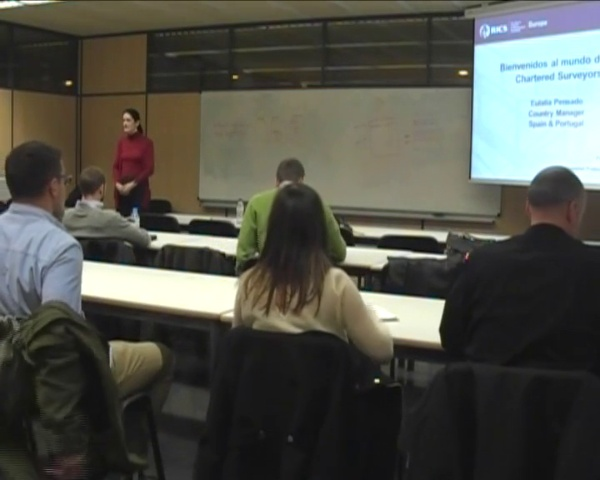 Conferencia E. Pensado: RICS 07.02.13