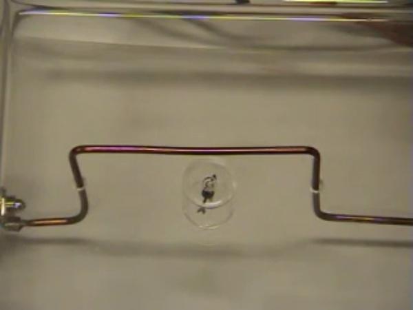 Campo magnético creado por un conductor rectilineo