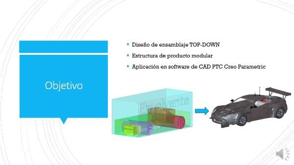 Diseño de ensamblajes basado en metodología TOP-DOWN