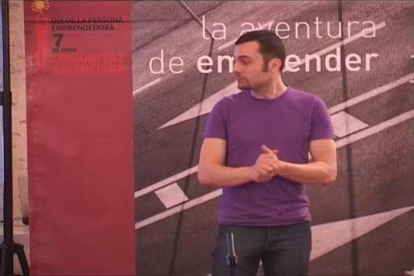 Teatro I  Difusión Día de la Persona Emprendedora '09
