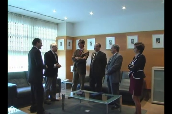 El Emprendebus visita el Ágora de la UPV